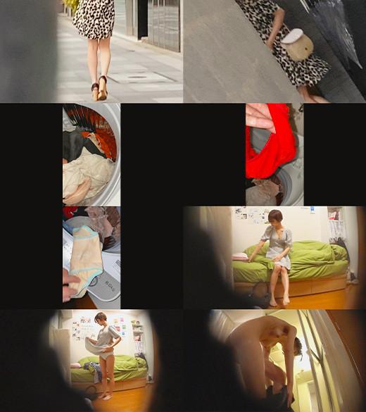 《スレンダー巨乳》【電車痴漢】【自宅盗撮】【睡眠姦】8頭身ボーイッシュモデル ピンクP #32 4枚目