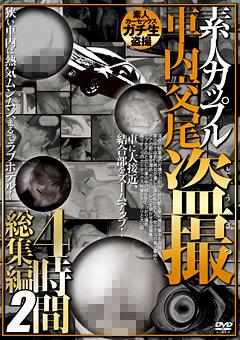 素人カップル車内交尾 盗撮4時間総集編2