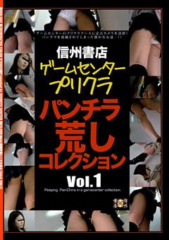 信州書店 ゲームセンタープリクラパンチラ荒しコレクション Vol.1