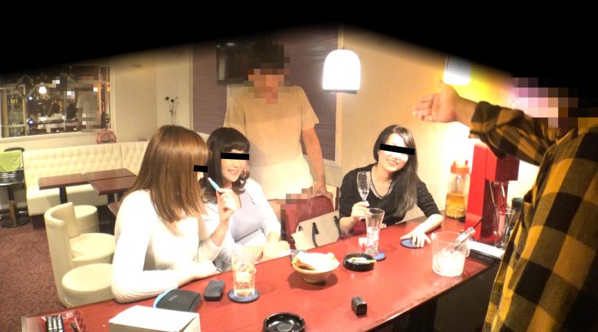 AV CITY | 合コン終わりの女子大生3人!へべれけ乱交突入!
