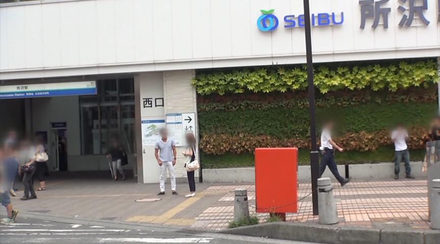 ガチ本番!!美乳素人ナンパ即挿入!!in所沢のサンプル画像