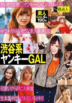 「渋谷系ヤンキーGAL」のパッケージ画像