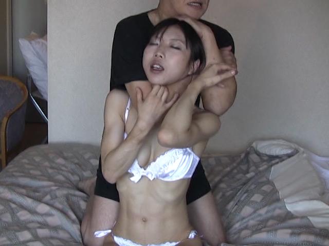 美人柔道選手 絞め技&窒息修行のサンプル画像