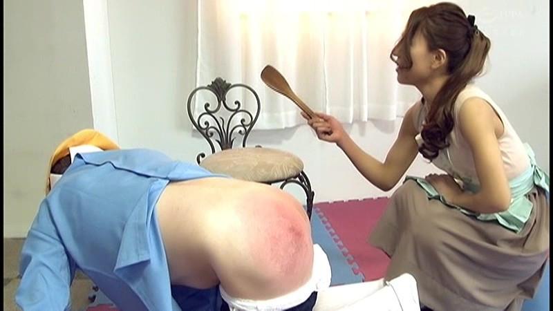 お仕置き平手スパンキング 麗子 画像 3