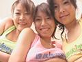 美巨乳美尻美痴女3人の手コキ・胸コキ・尻コキ-0