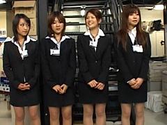 ミス ソフト・オン・デマンド 社内美人コンテスト3