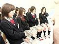 SOD特派員がイク!!手コキ指南付き射精課外授業サムネイル6
