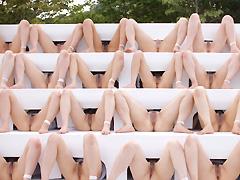 東京マ○コ園