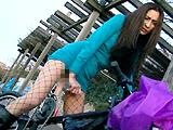 アクメ自転車がイクッ!!7