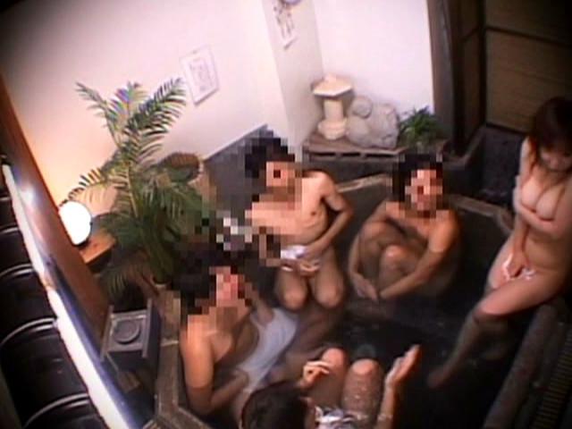 タオル一枚 男湯入ってみませんか? 240人720分 画像 2