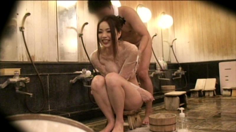 かすみりさちゃん タオル一枚男湯入ってみませんか?