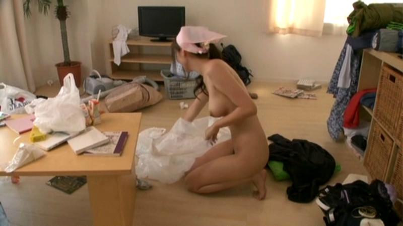 全裸家政婦 椎名ゆなのサンプル画像