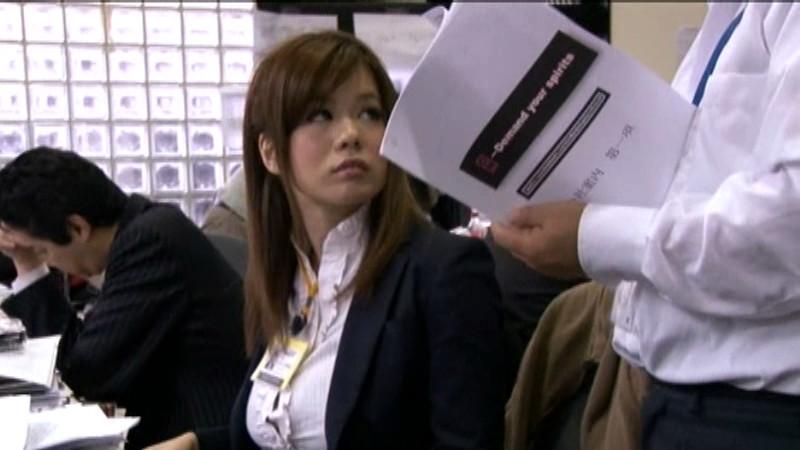SOD 新卒入社1年目 宣伝部 太田奈津美 天然超巨乳I-cup女子社員をご紹介します。 の画像1