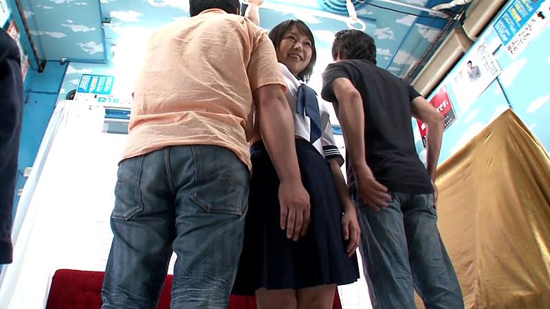 再現痴漢 女子校生の発情セックス4連発!! 画像 13