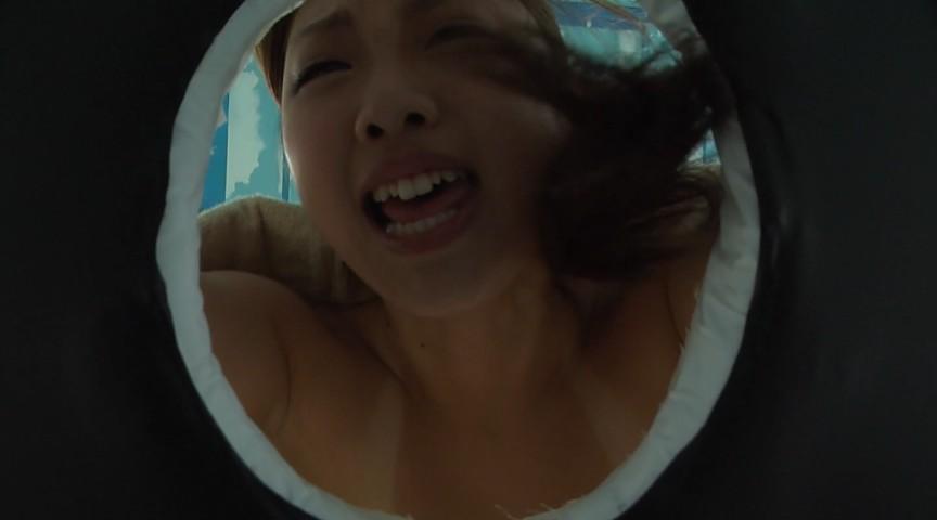 マジックミラー号に初乗車 美尻を性感マッサージ 画像 14