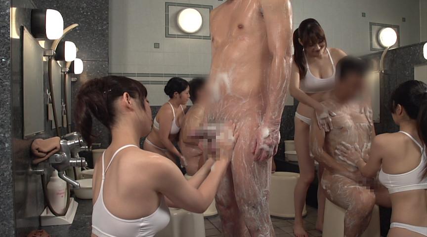 サウナレディのお仕事11 密着巨乳洗体スペシャルのサンプル画像