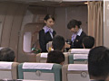 「制服・下着・全裸」 またがりオマ○コ航空のサムネイルエロ画像No.5