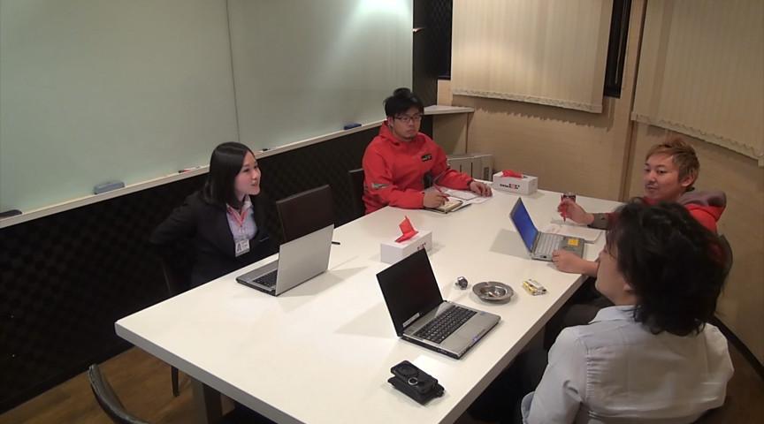 SOD女子社員 宣伝部入社2年目 原波瑠 覚醒 SOD看板娘5のサンプル画像
