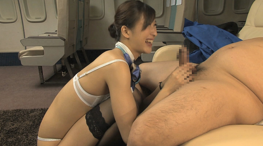 「制服・下着・全裸」 またがりオマ○コ航空 3