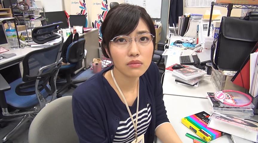 SOD宣伝部 入社1年目 市川まさみ AV出演!!