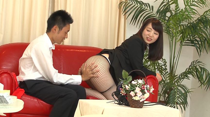 SOD女子社員 20代童貞ユーザー様と2人っきり!のサンプル画像