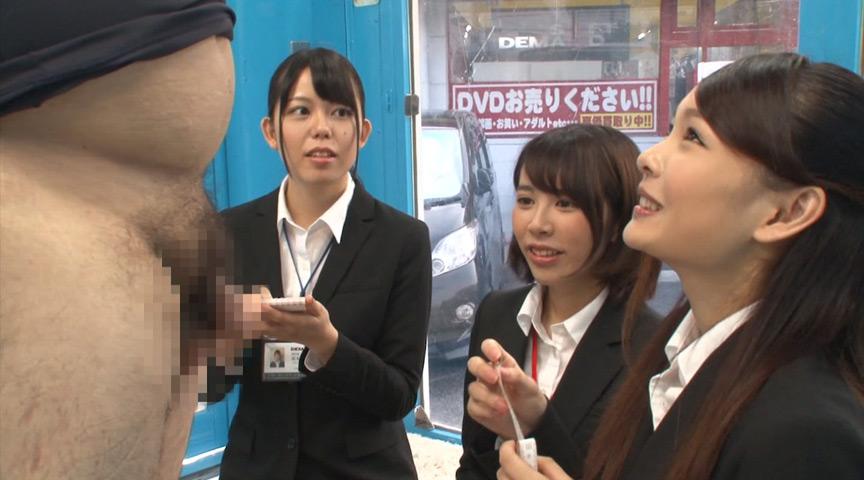 SOD女子社員6名を選抜!マジックミラー号のサンプル画像