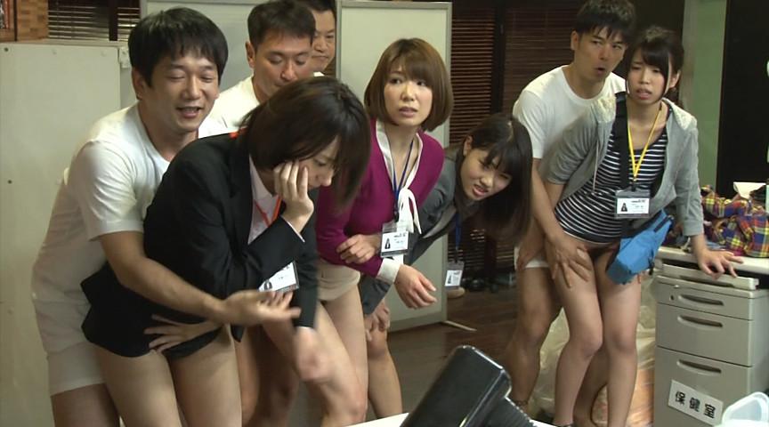 SOD女子社員 新春わっしょい!SOD人気企画3本立て240分 画像 16