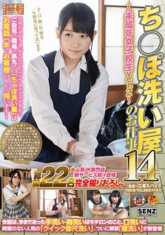 ち○ぽ洗い屋のお仕事14 ~未○年女子校生 ver.2~