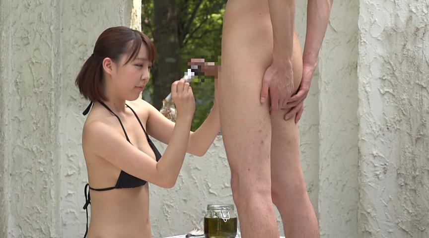 「常に性交」ビキニマッサージ4