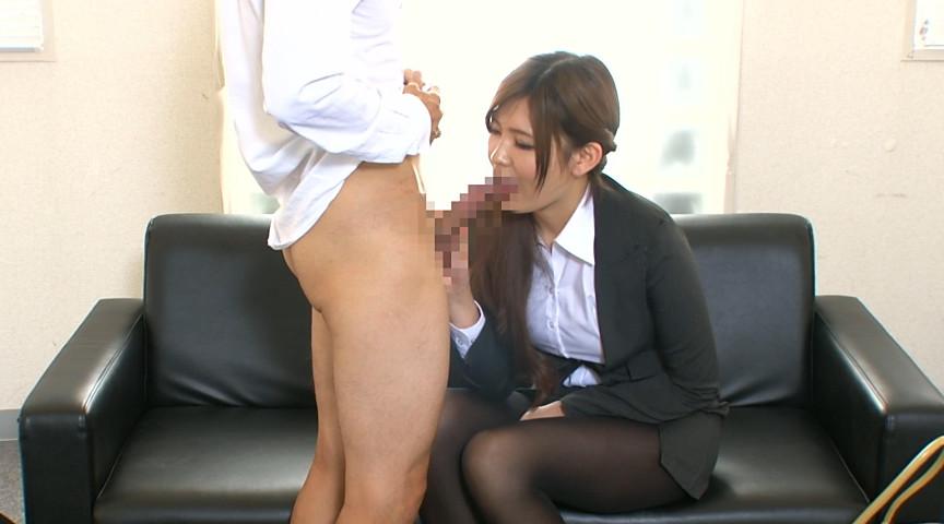 モニタリング 巨乳女上司×童貞部下×素股