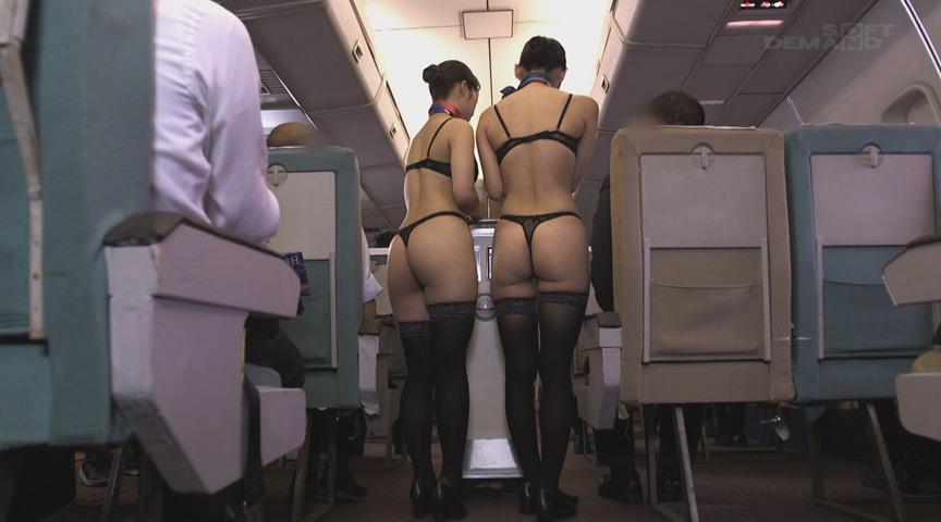「制服・下着・全裸」 またがりオマ○コ航空7のサンプル画像