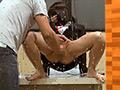 SOD女子社員が過剰クレームに半裸姿で2マ○コ対応!