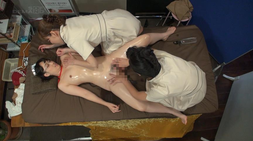 SOD女子社員 福利厚生社内レズエステ 15枚目