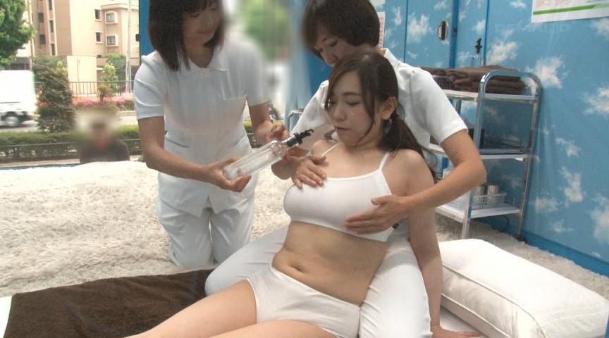 マジックミラー号 スペンス乳腺オイルマッサージ体験! 画像 1