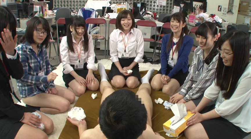 SOD女子社員 第37回 ハーレム王様ゲームのサンプル画像