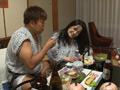 中出しいいなり温泉旅行 小向美奈子-9