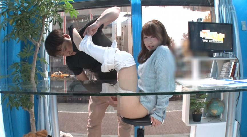 マジックミラー号 アナウンサー志望の高学歴女子大生 画像 8