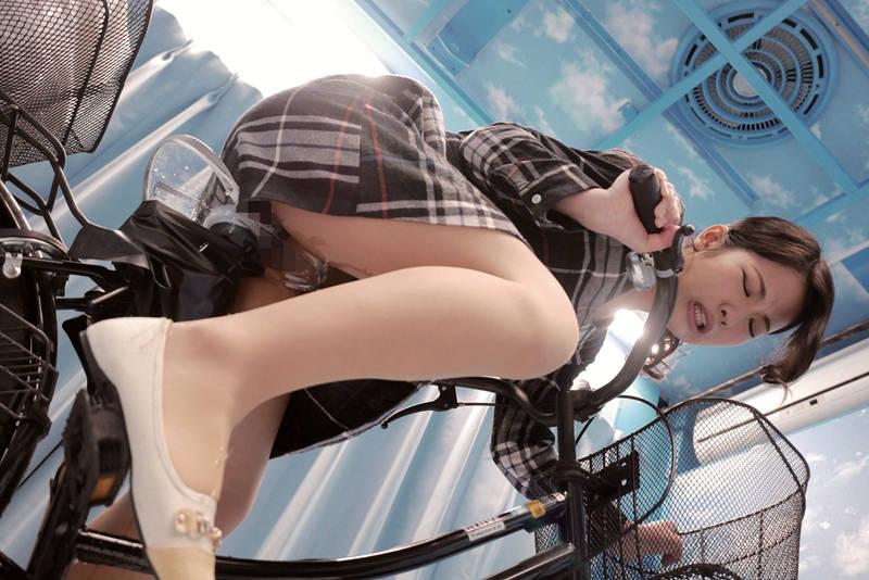 マジックミラー号×アクメ自転車 ママチャリ人妻限定! 画像 4
