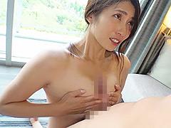 松本麗子 35歳 AV DEBUT