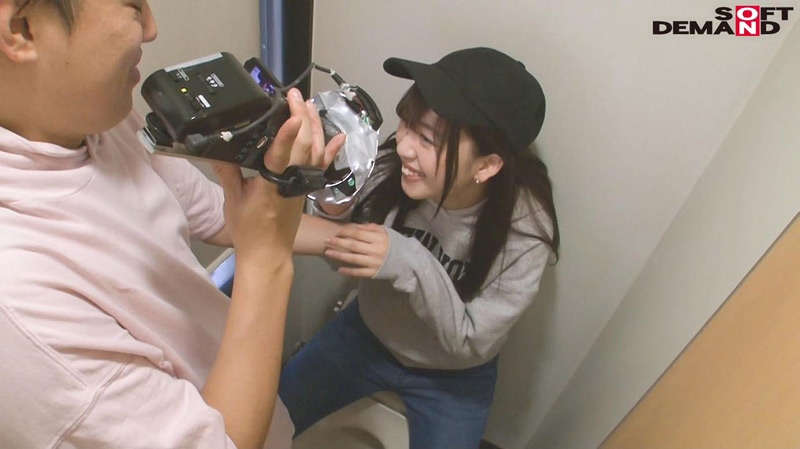 三田杏×マジックミラー号 ミラー越し超恥ずかしいSEX 画像 7