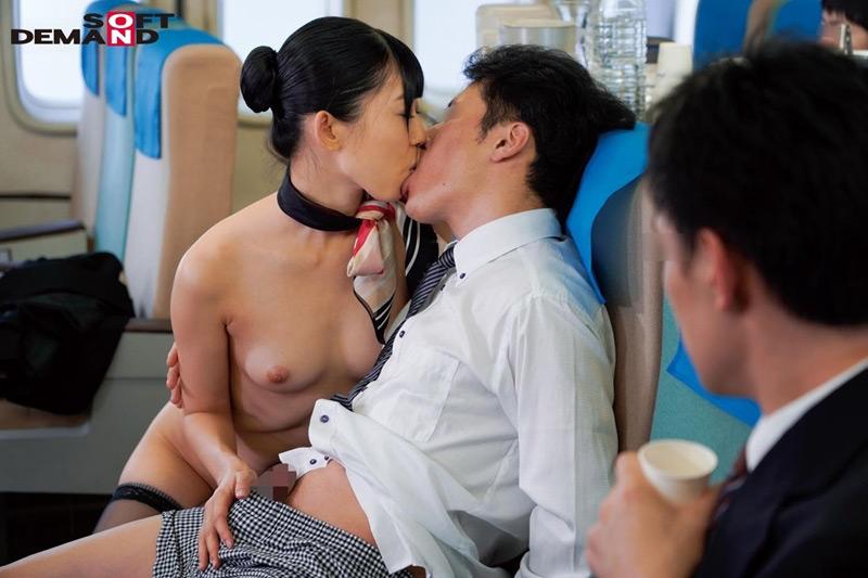 「制服・下着・全裸」 またがりオマ○コ航空10