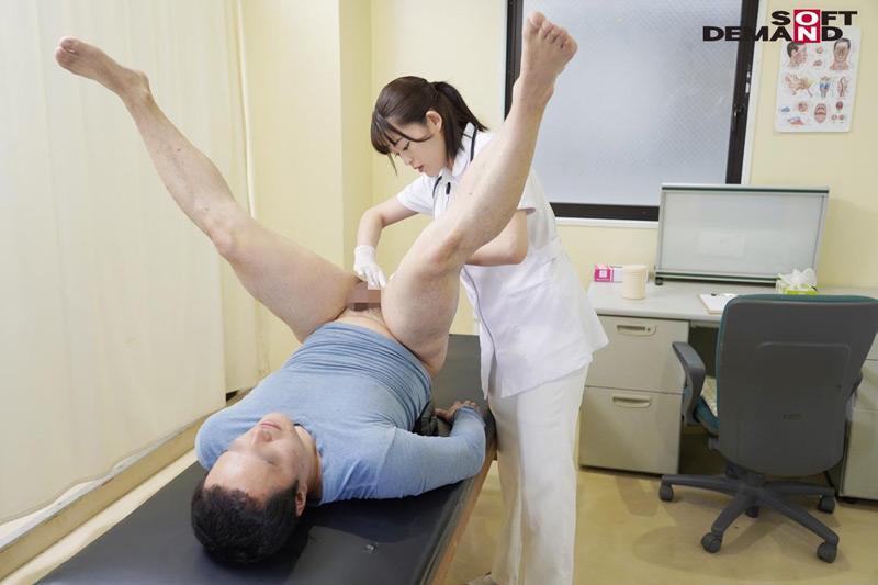 性交クリニック11 裏手コキクリニック 大量精液採取編のサンプル画像6