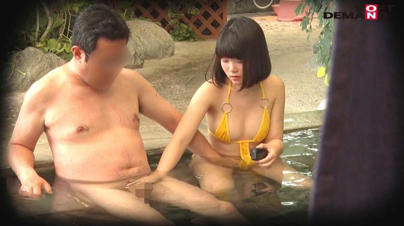 裸よりも恥ずかしいハレンチ水着で混浴入ってみませんかのサンプル画像