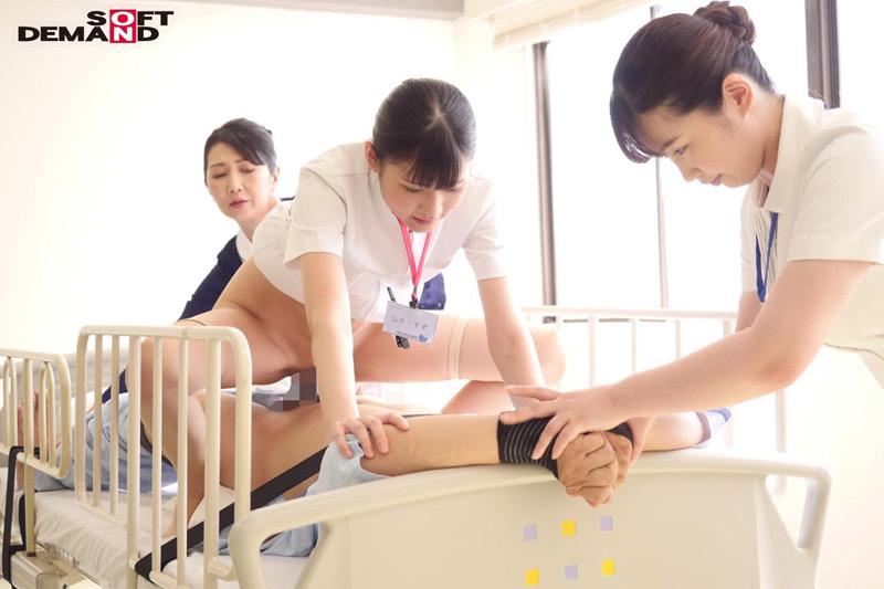 性交総合大学病院 11科の専門看護師による手淫・口淫・性交―超業務的リアル看護200分 8枚目