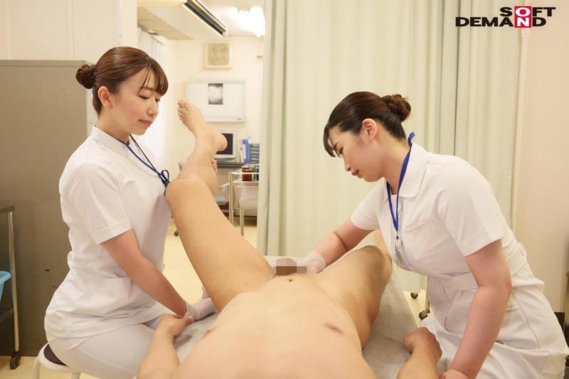 性交総合大学病院 11科の専門看護師による手淫・口淫・性交―超業務的リアル看護200分 10枚目