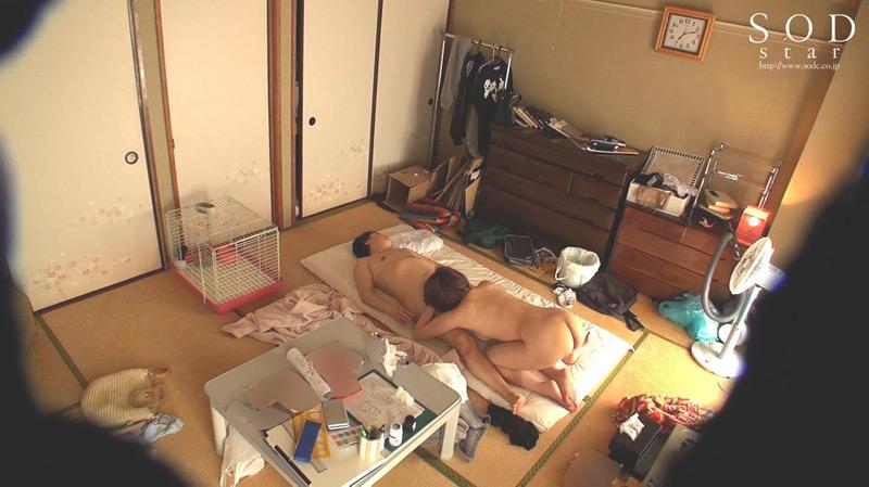 西野翔 プライベート初盗撮!中年オタクと1日中絶倫SEXのサンプル画像15