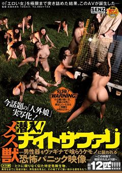 潜入! メス獣ナイトサファリ ―男性器をヴァギナで喰らうケモノに襲われる恐怖パニック映像―