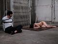 女捜査官が輪姦されているのを見てフル勃起 本庄鈴-2