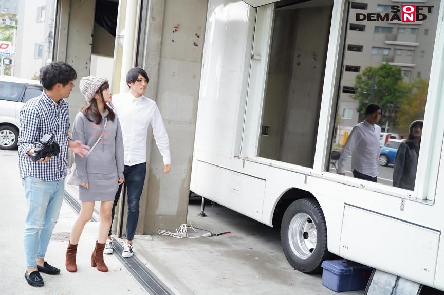 """""""SNS映え""""大好き女子大生 個人撮影inマジックミラー号 画像 7"""