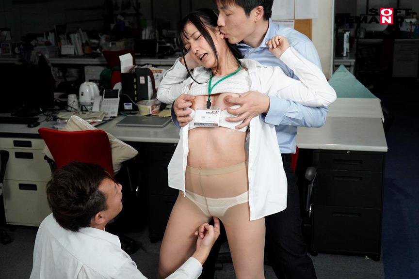 AV出演(デビュー) 南国から来たハーフの子 宮崎リンのサンプル画像3